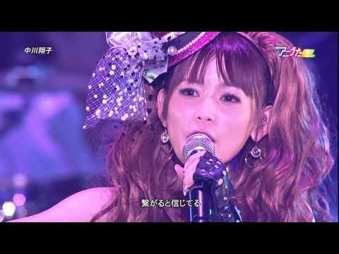 [LIVE] アニうた KITAKYUSHU 2011 [中川翔子(前半)]