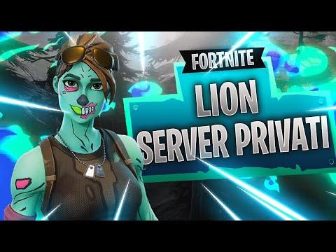 FORTNITE ITA | SERVER PRIVATI PS4 | PASS IN CHAT | Lion M4F3L3