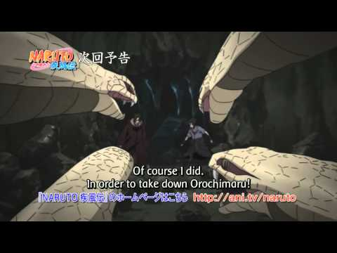 [Naruto Shippuden 334 Preview ! Sibling Tag Team HD]
