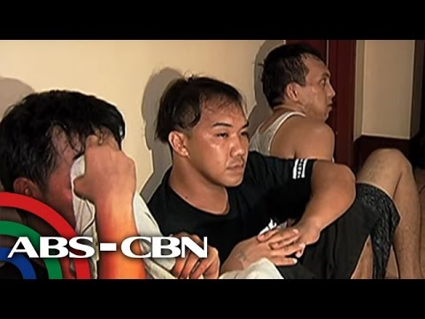 TV Patrol: Apat, arestado sa buy-bust sa Cubao apartelle