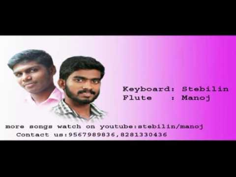 vazthunnu jan karaoke malayalam christian song