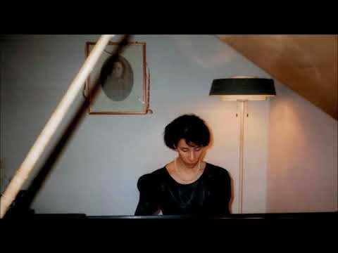 Leticia Gómez-Tagle (Live Recording 1993) plays Schumann Kreisleriana