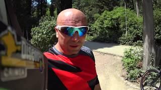 Discovery Chаnnel Крым.Обкатка велосипедов