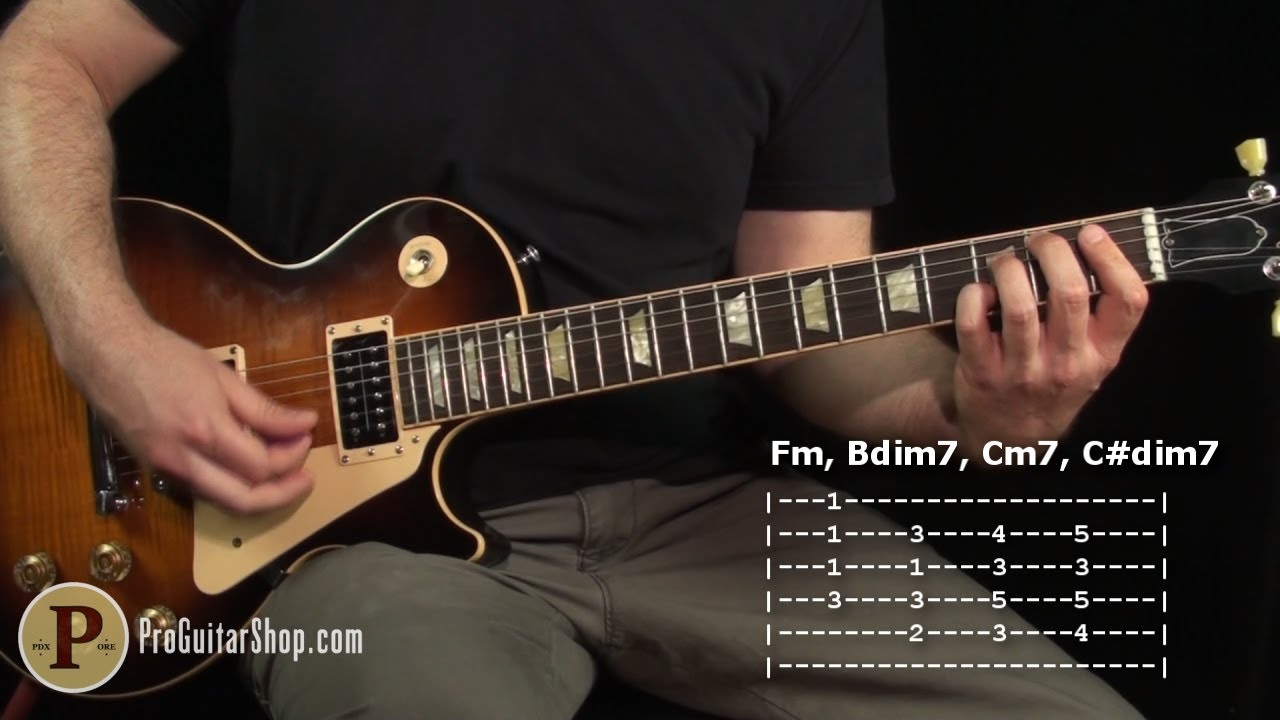 Led Zeppelin - The Wanton Song Guitar Lesson