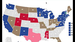 The 2018 Senate Elections According to Polls