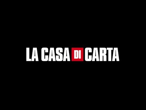 la casa di carta trailer netflix youtube