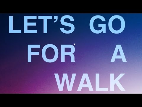 Let's Go For A Walk mp3