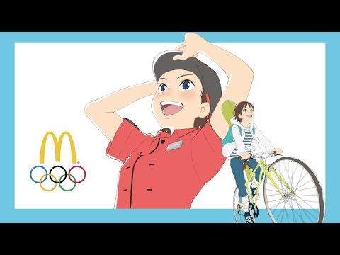 McDonald's Anime Commercial [1&2] English Sub