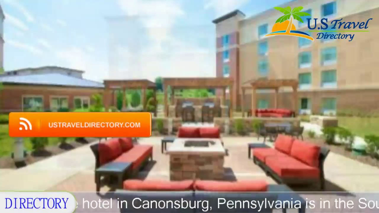 Homewood Suites By Hilton Pittsburgh Southpointe Canonsburg Hotels Pennsylvania
