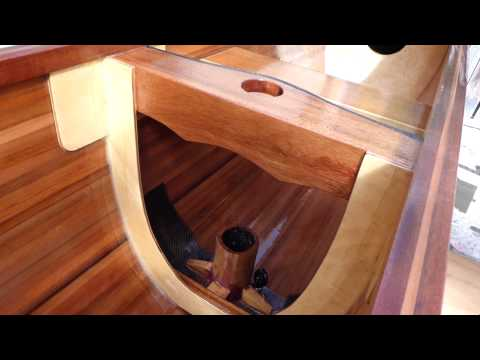 Ulua Outrigger Sailing Canoe