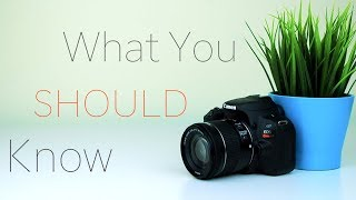 Canon SL2 (200D) | What you NEED to know | Review