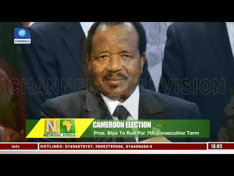 President Biya To Run For 7th Consecutive Term | Network Africa |