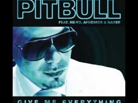 Pitbull - Give Me Everything Radio Edit