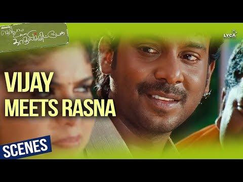 Vijay Meets Rasna - Theriyama Unna Kadhalichitten | Scenes | Lyca Productions