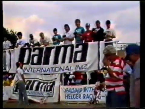 1987 IFMAR Off Road World Championship Romsey Part 1 2WD