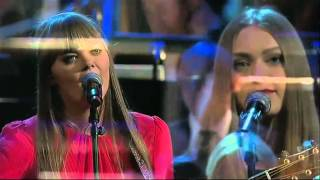 First Aid Kit - America (live at Polar Music Prize 2012)