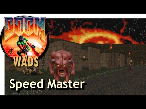 Doom wad - Speed Master (level 13-16)