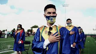 San Elizario High School Graduation 2020