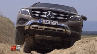New mercedes-benz glc 250 D 4matic 2015 - first off road test drive only sound
