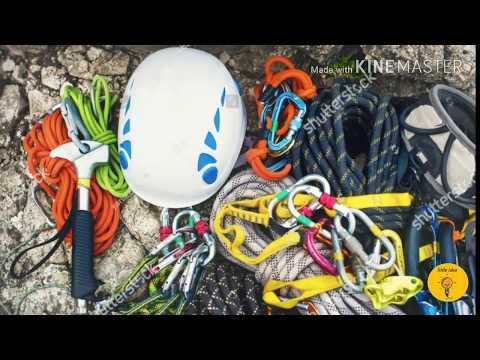 Introduction to Mountaineering Equipments | Usefull for Mountain Trekking| Training Climbing| BMC |