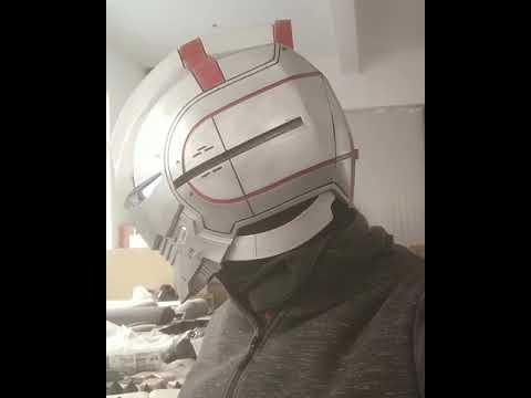 Ultraman helmet Netflix