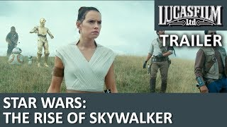 Star Wars: Episode IX – Official Trailer - Danske undertekster