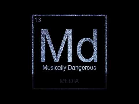 md logo screensaver