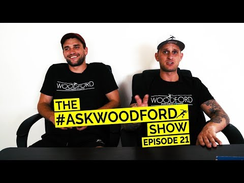 Best Books For An S&C Coach, Running Program for AFL & Tips For Rowers| #AskWoodford Episode 21