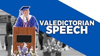 Valedictorian Speech | Ryan Trahan, Rice High School Class of 2017
