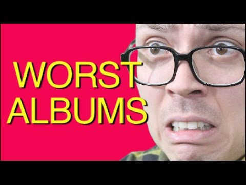 TOP 10 WORST ALBUMS OF 2016 from YouTube · Duration:  18 minutes 30 seconds