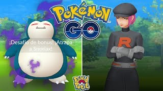 [YA NO FUNCIONA]CONSEGUIR UN POKÉMON 100% GRACIAS AL TEAM GO ROCKET [Pokémon GO-davidpetit]