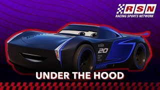 Jackson Storm: Under the Hood   Racing Sports Network by Disney•PixarCars