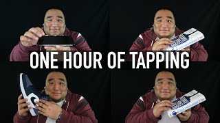 Fall Asleep to 1 Hour of Tapping - Relaxing ASMR