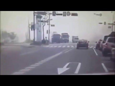 Car Crash Road Rage Caught On Camera Tape | The Most Shocking Car Crash Accident