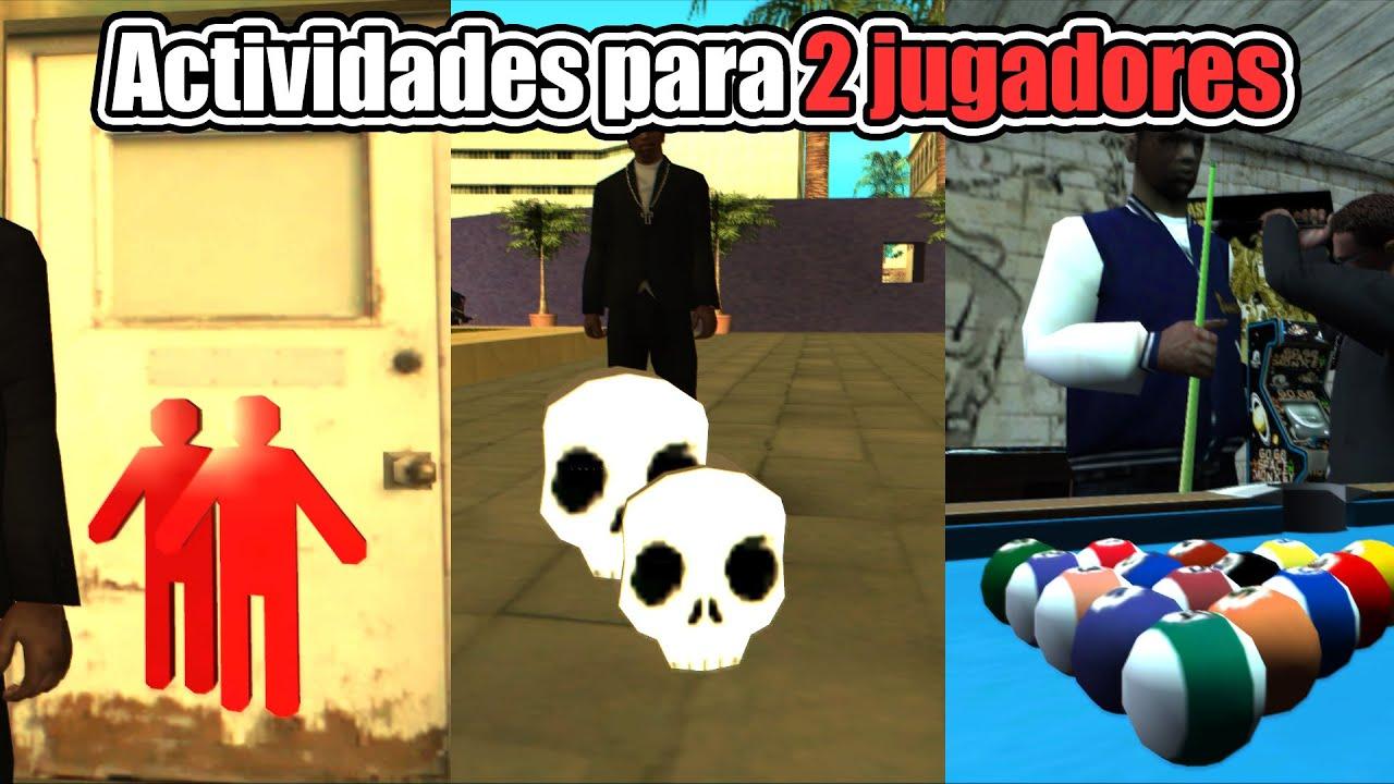 Ubicaciones, personajes y actividades del modo 2 jugadores - GTA San Andreas | Loquendo
