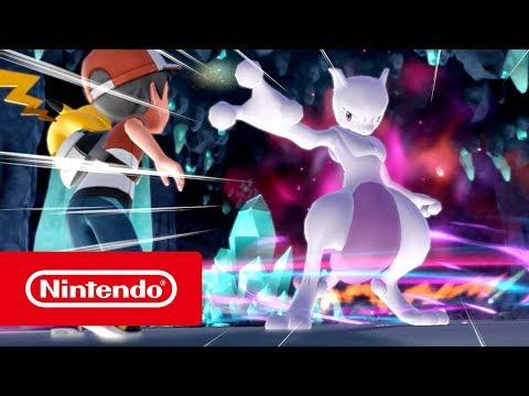 La aventura os espera en Pokémon: Let's Go, Pikachu! y Pokémon: Let's Go, Eevee! (Nintendo Switch)
