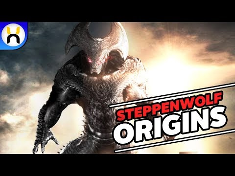 The Origins of Steppenwolf