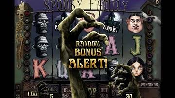 SPOOKY FAMILY +BONUS! +BIG WIN! online free slot SLOTSCOCKTAIL isoftbet