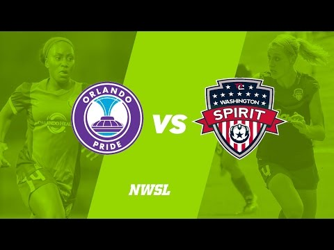 Orlando Pride vs. Washington Spirit