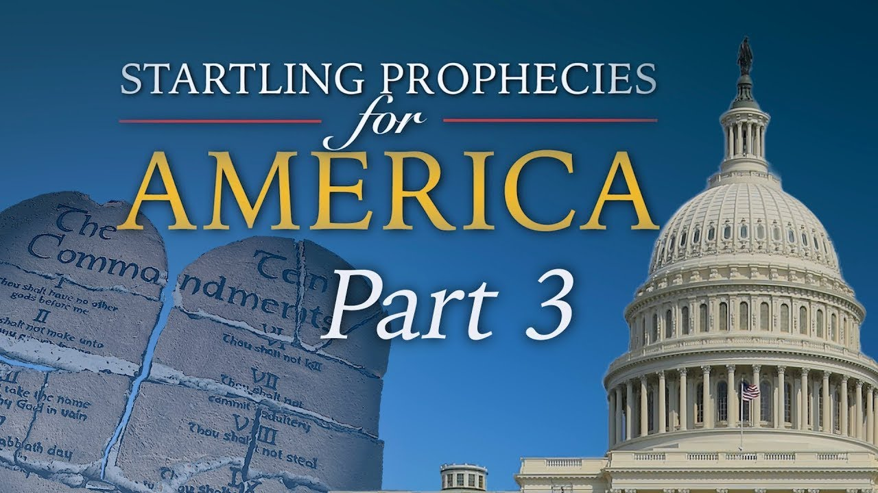 What is the Mark of the Beast? (Startling Prophecies for America: Part 3)
