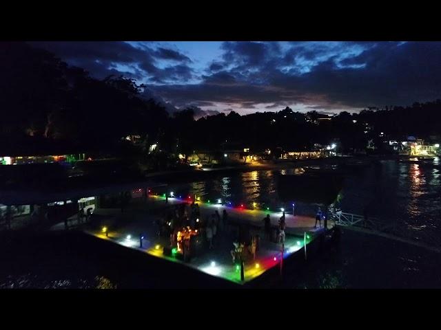 The Barrel Bar -  Asia Divers & El Galleon Resort, Puerto Galera