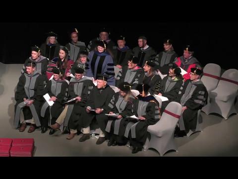 WSU Commencement • Spring 2017 • College of Veterinary Medicine