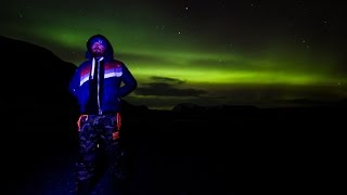 Northern Lights Iceland Mission for Superdry