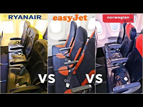 Ultimate Showdown: RYANAIR Vs. EASYJET Vs. NORWEGIAN   Which Airline Is Worst?