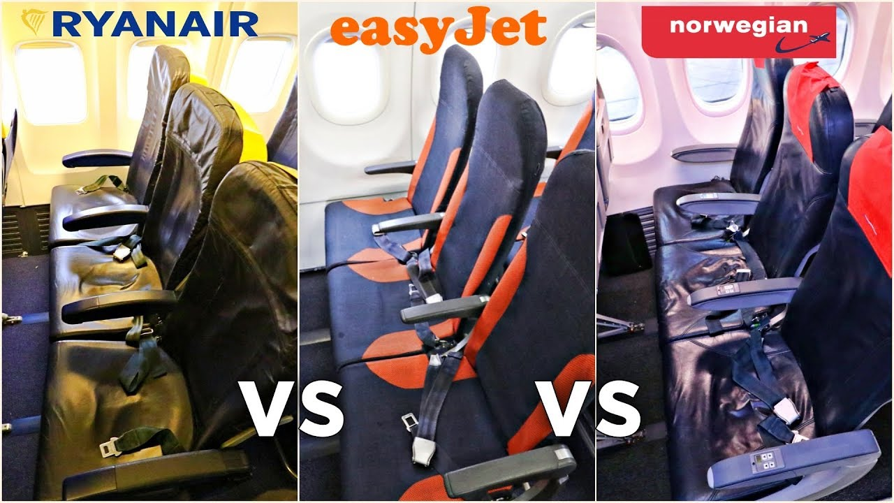 easyjet and ryanair comparison