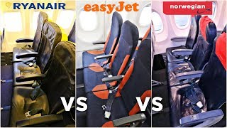 Ultimate Showdown: RYANAIR vs. EASYJET vs. NORWEGIAN | Which Airline Is Worst?