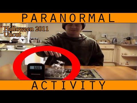 Supernatural Ouija Board Gone Wrong At Halloween Full