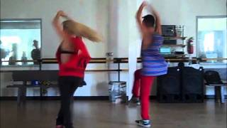 BZU2 Day 3 - Hip-Hop Adv. - Camillo Lauricella & Nika Kljun - Duet