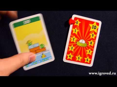 Angry Birds 2. На тонком льду. Обзор настольной игры от Игроведа