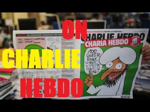 On Charlie Hebdo and Religion
